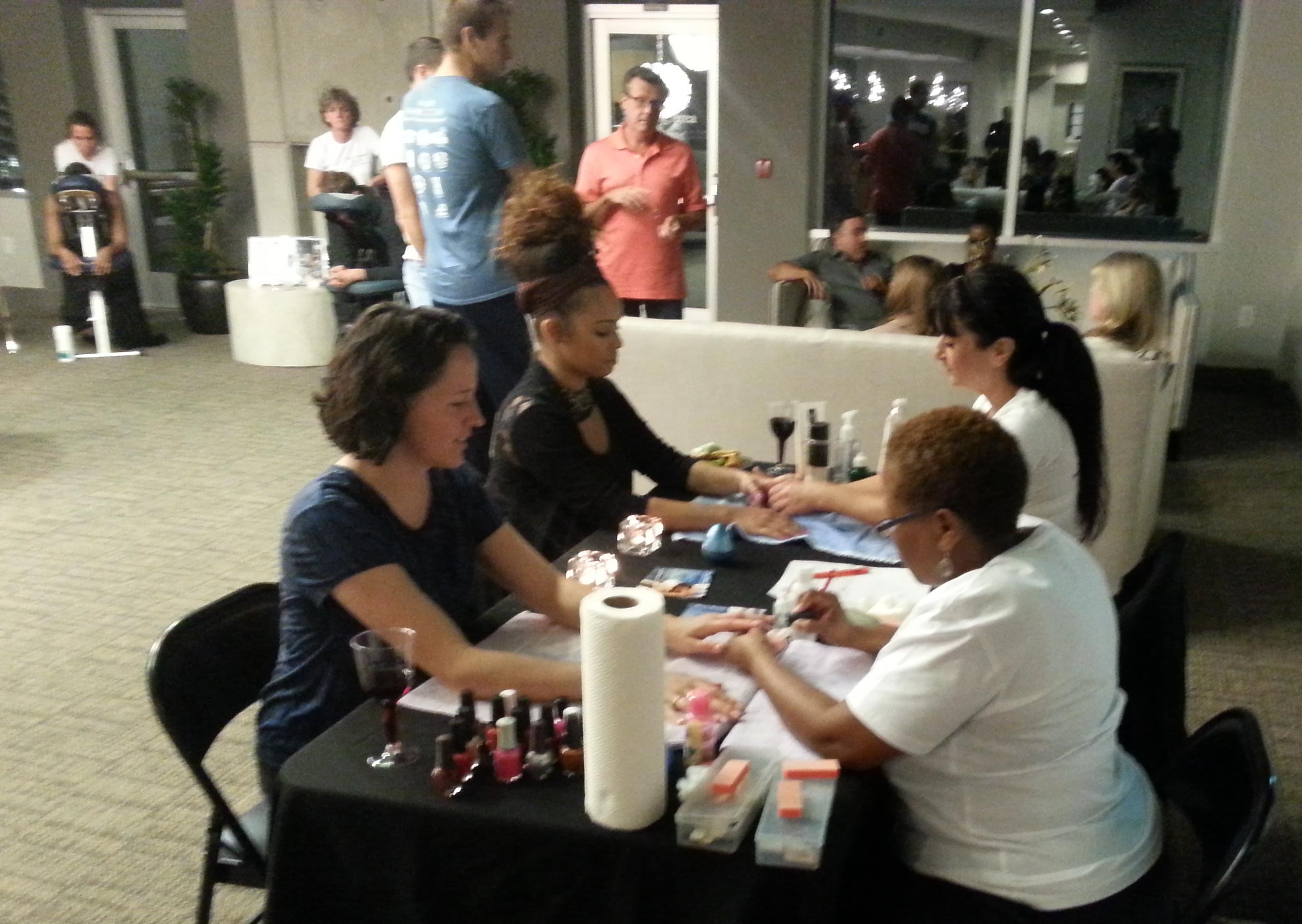mobile spa parties in atlanta birthdays office parties special atlanta spa parties by turn 2 massage