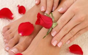 Mobile pedicures and mobile nail spa services in Atlanta