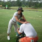 Massage for Sporting Events in Atlanta, GA