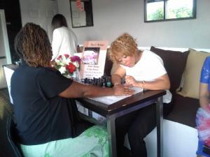 Mobile Manicures in Atlanta, GA