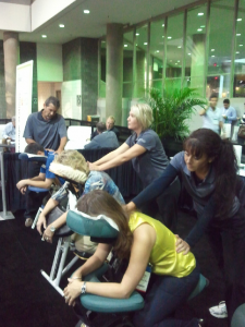 Tampa Conventions Massage