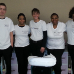 Chair Massage in Atlanta for events and special occasions