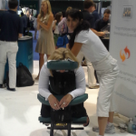 Atlanta trade show massage services and convention massages in Atlanta