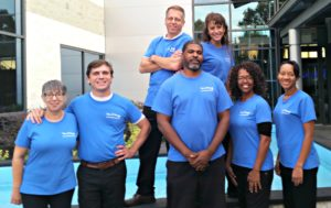 Corporate Chair Massage in Atlanta, GA