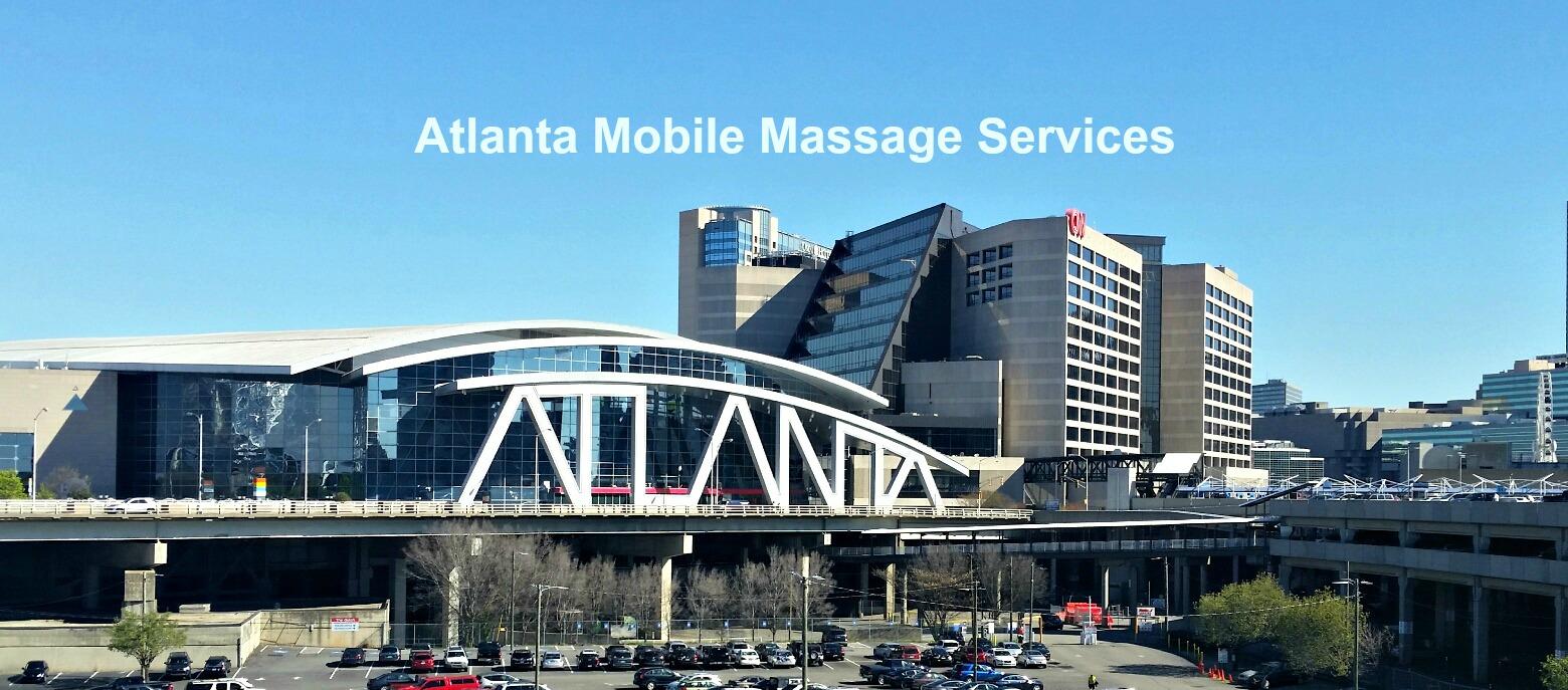 Atlanta Mobile Massage services. Chair Massage and Full body massage Atlanta, GA