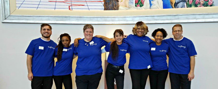 Corporate Chair Massage Atlanta, Office Massage & Events in Atlanta