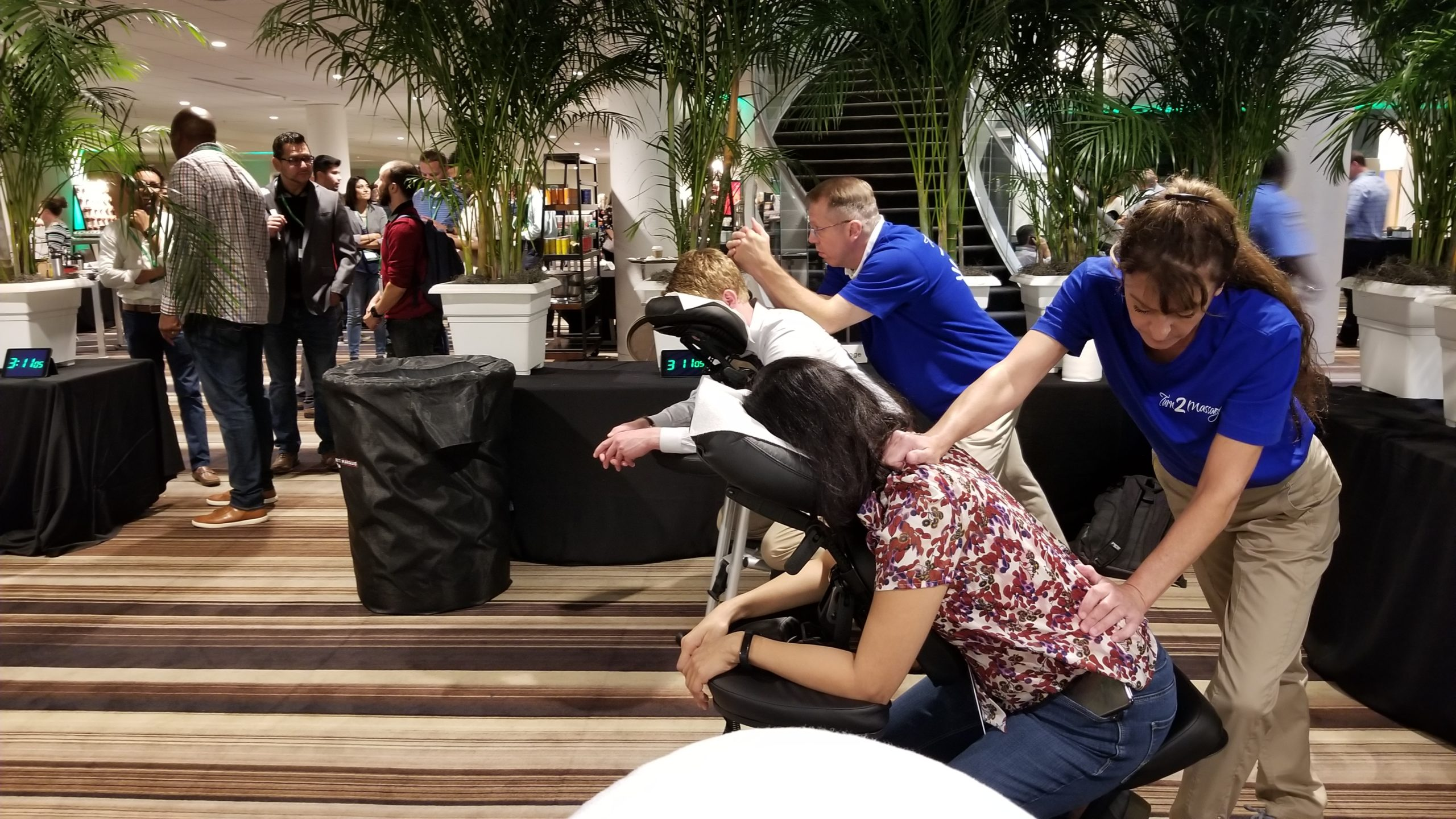 Onsite Massage for Events in Atlanta, GA