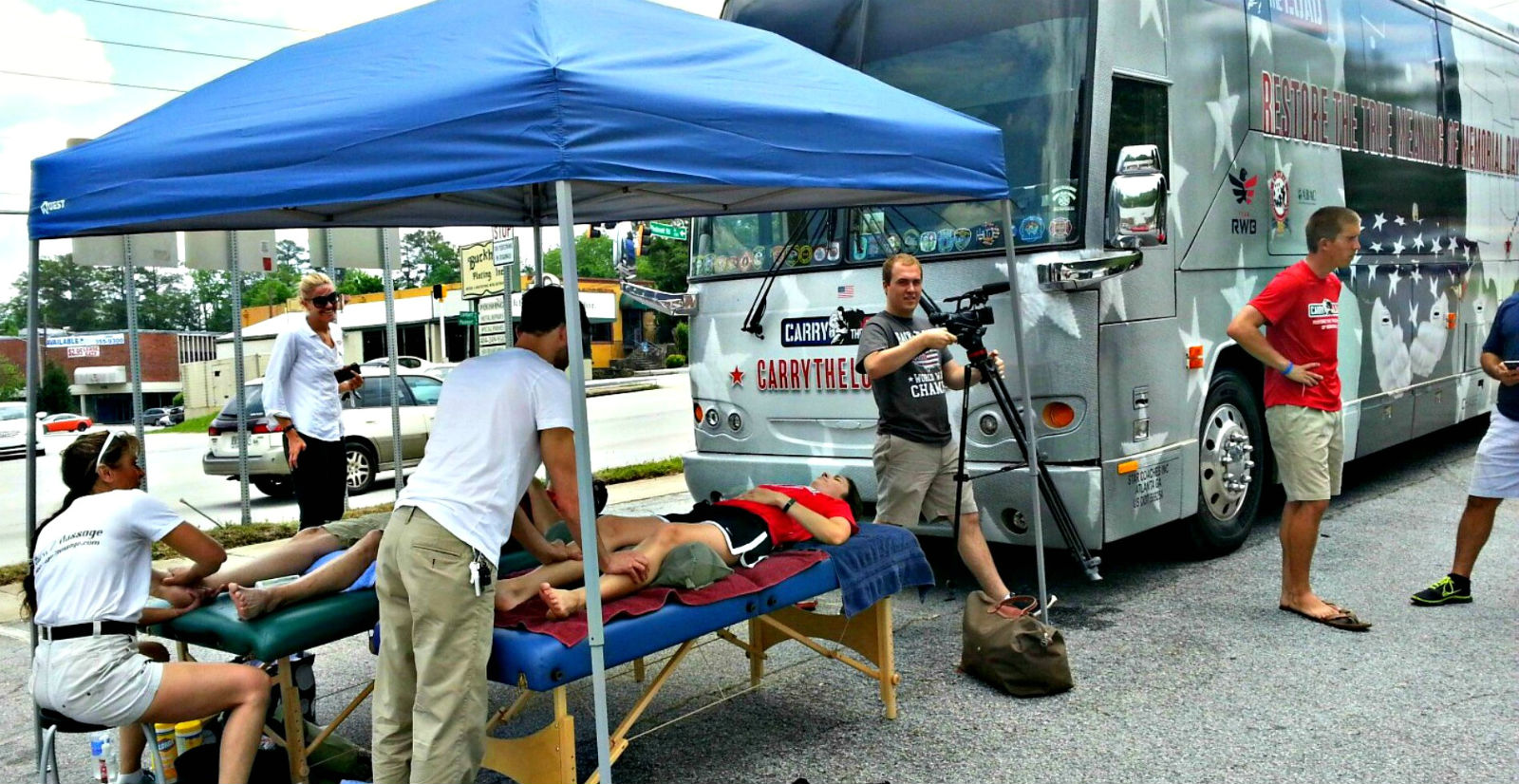 Onsite massage for events in Atlanta, GA
