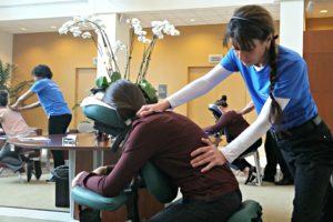 Corporate Chair Massage Atlanta